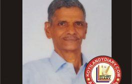 പൊയിൽകാവ് ചെറിയേടത്ത്നവമി പത്മനാഭൻ നായർ (69)