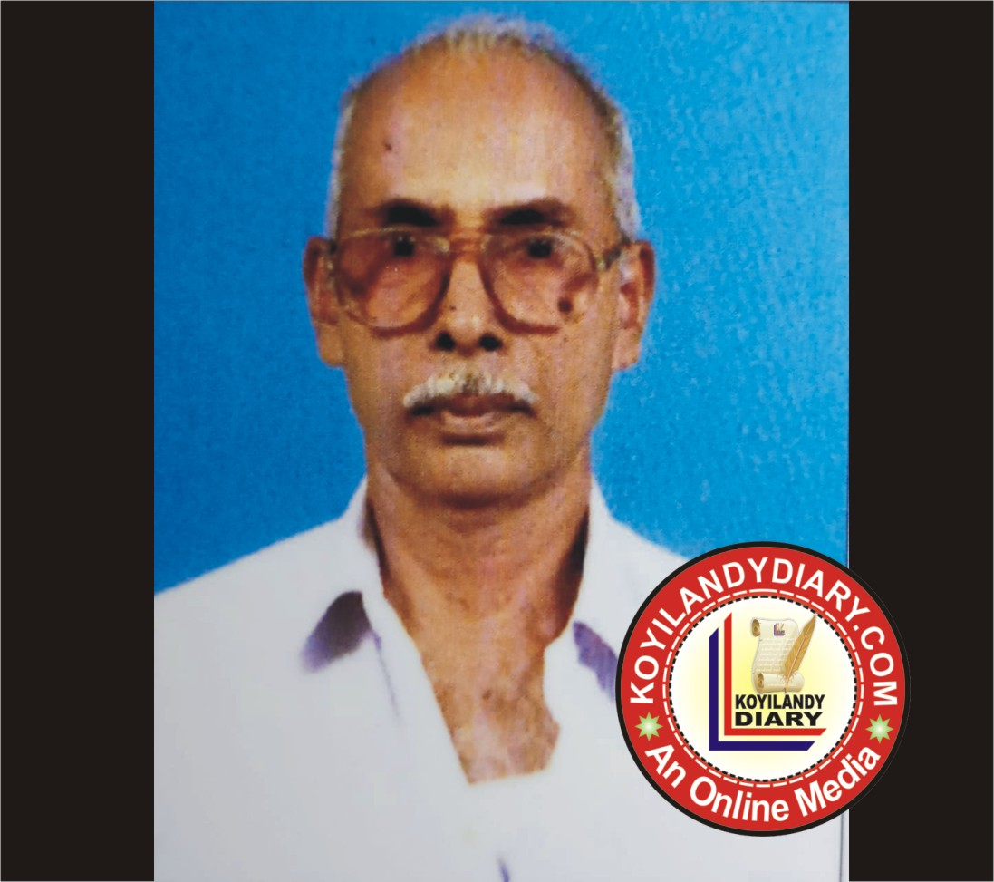 ചേമഞ്ചേരി പുതുക്കുടി പറമ്പത്ത് ഗംഗാധരൻ നായർ (79)