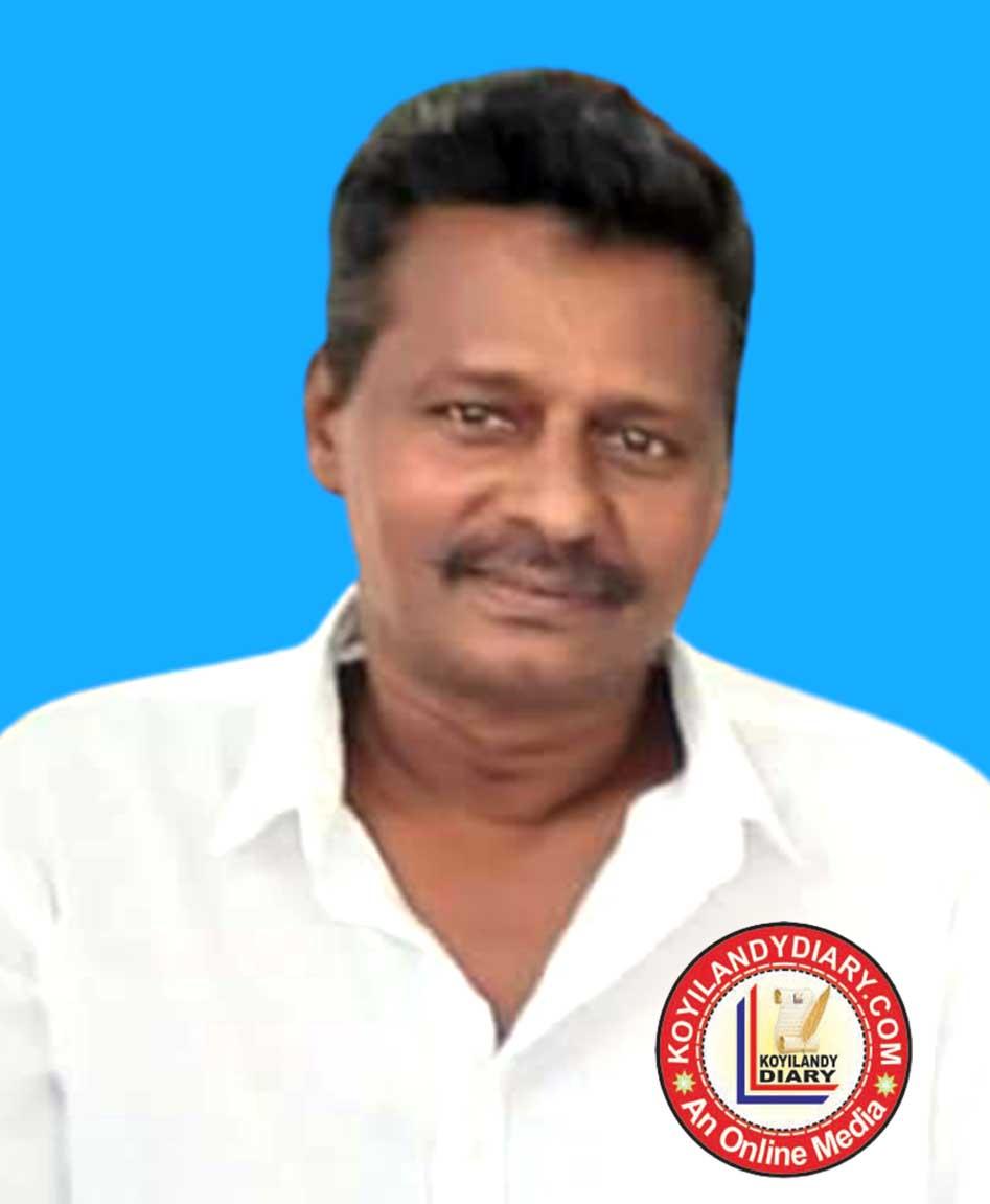 കാപ്പാട് യു.കെ മുസ്തഫ (51)