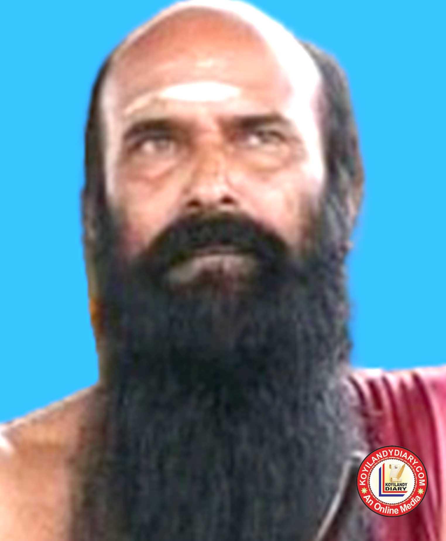 കൊയിലാണ്ടി ചെറിയമങ്ങാട് തെക്കേത്തലപ്പറമ്പിൽ പ്രകാശൻ (61)