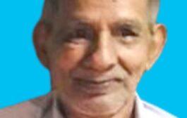 കൊയിലാണ്ടി മുചുകുന്ന് മങ്ങാടത്താഴ ടി.വി. കുഞ്ഞിക്കണാരൻ (82)