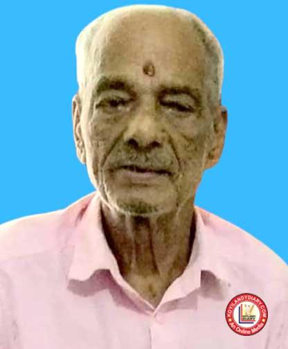 അരിക്കുളം എടോത്ത്കണ്ടി കൃഷ്ണൻ നായർ (86)