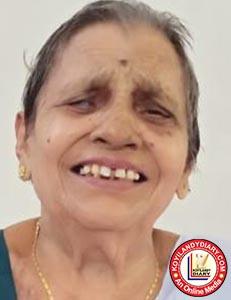അരങ്ങാടത്ത് പടിഞ്ഞാറെ ആലുള്ള കണ്ടി പെണ്ണുട്ടി അമ്മ (83)