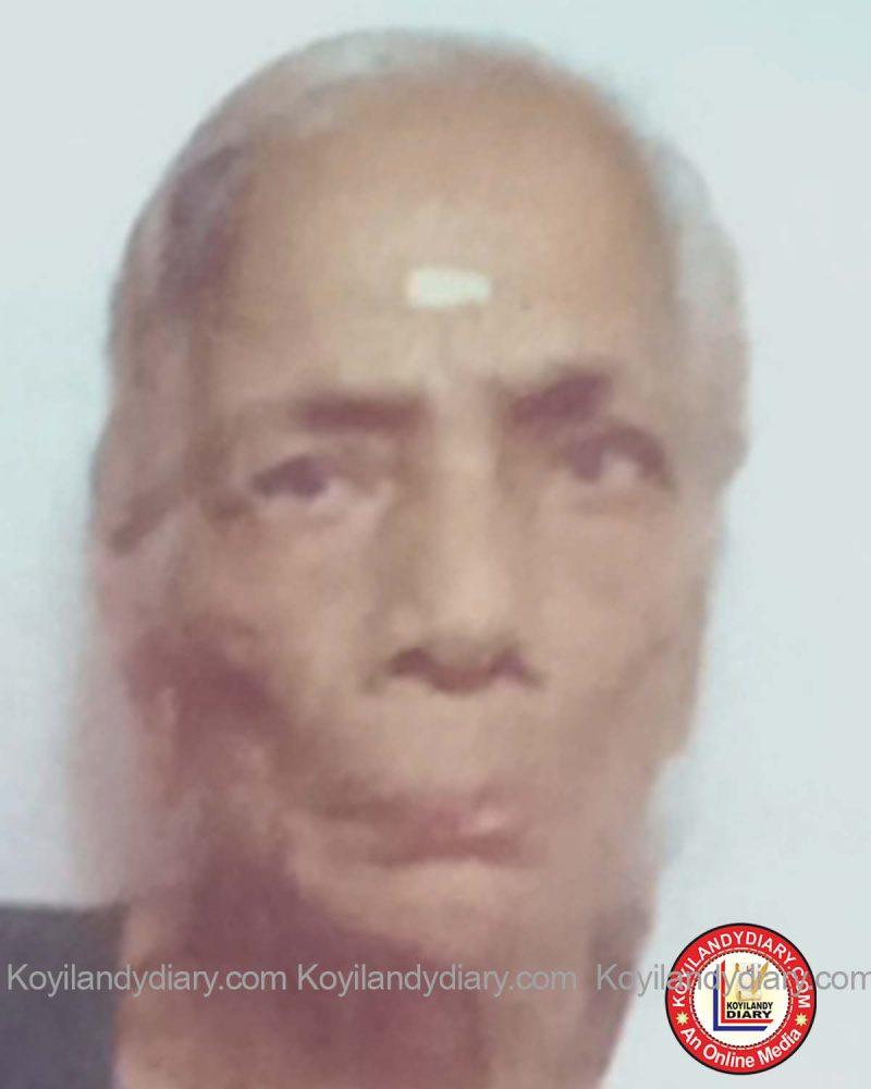 ചേലിയ പൊൻമാലേരി അമ്മാളു അമ്മ (103)