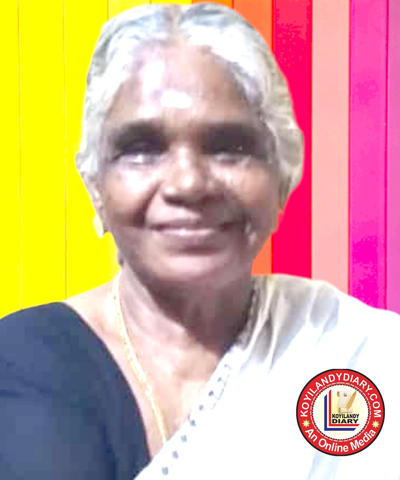 തിരൂർ ഇരിങ്ങാവൂർ പടിക്കപറമ്പിൽ ഷൈല (73)