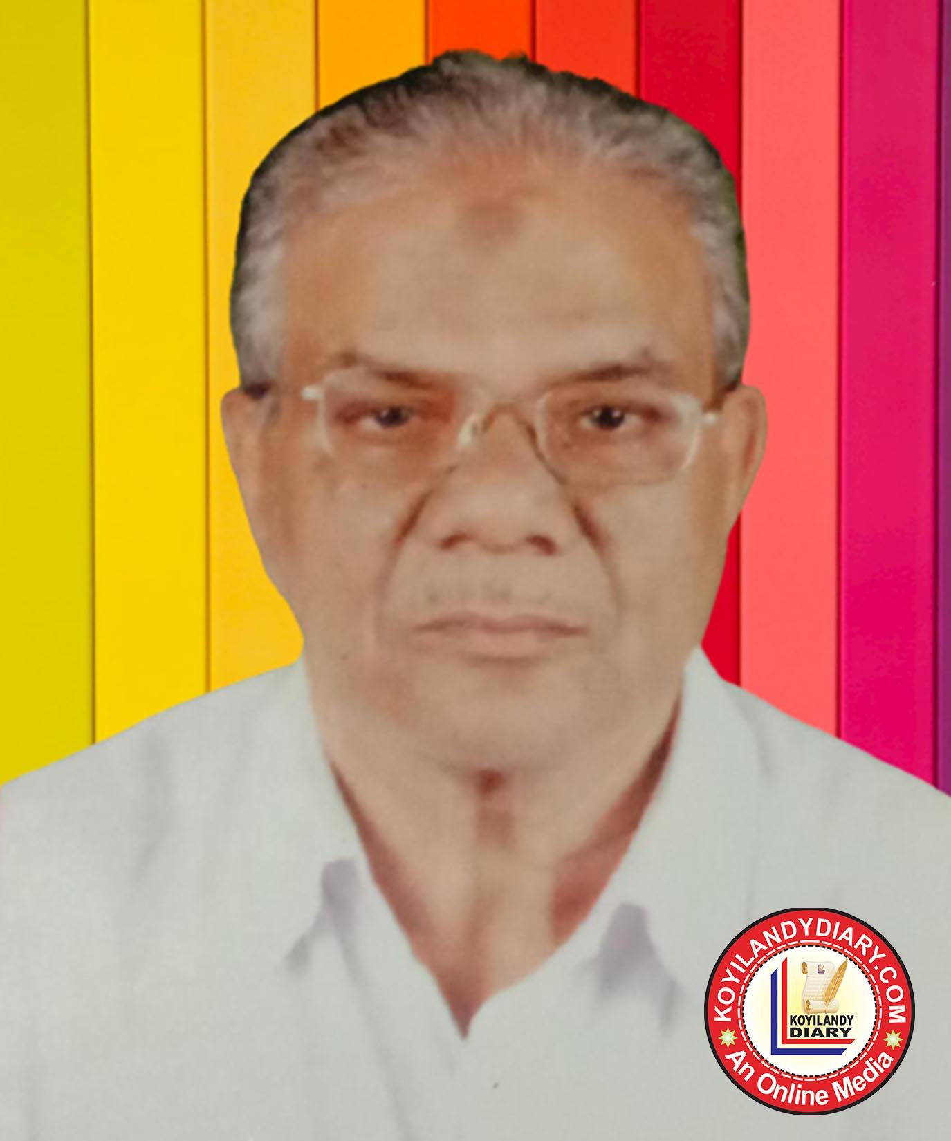 കീഴരിയൂർ ഫിർദൗസ് കുഞ്ഞിമൊയ്തി( 73)