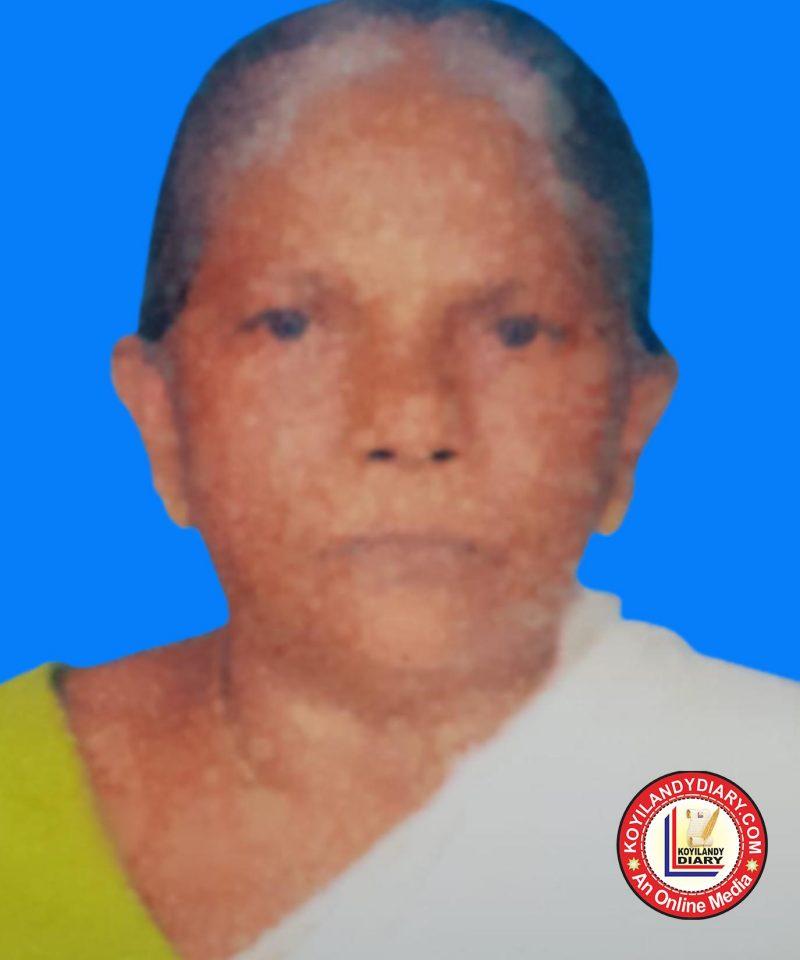 കുറുവങ്ങാട് പുതുവയൽ കുനി നാണി (85)