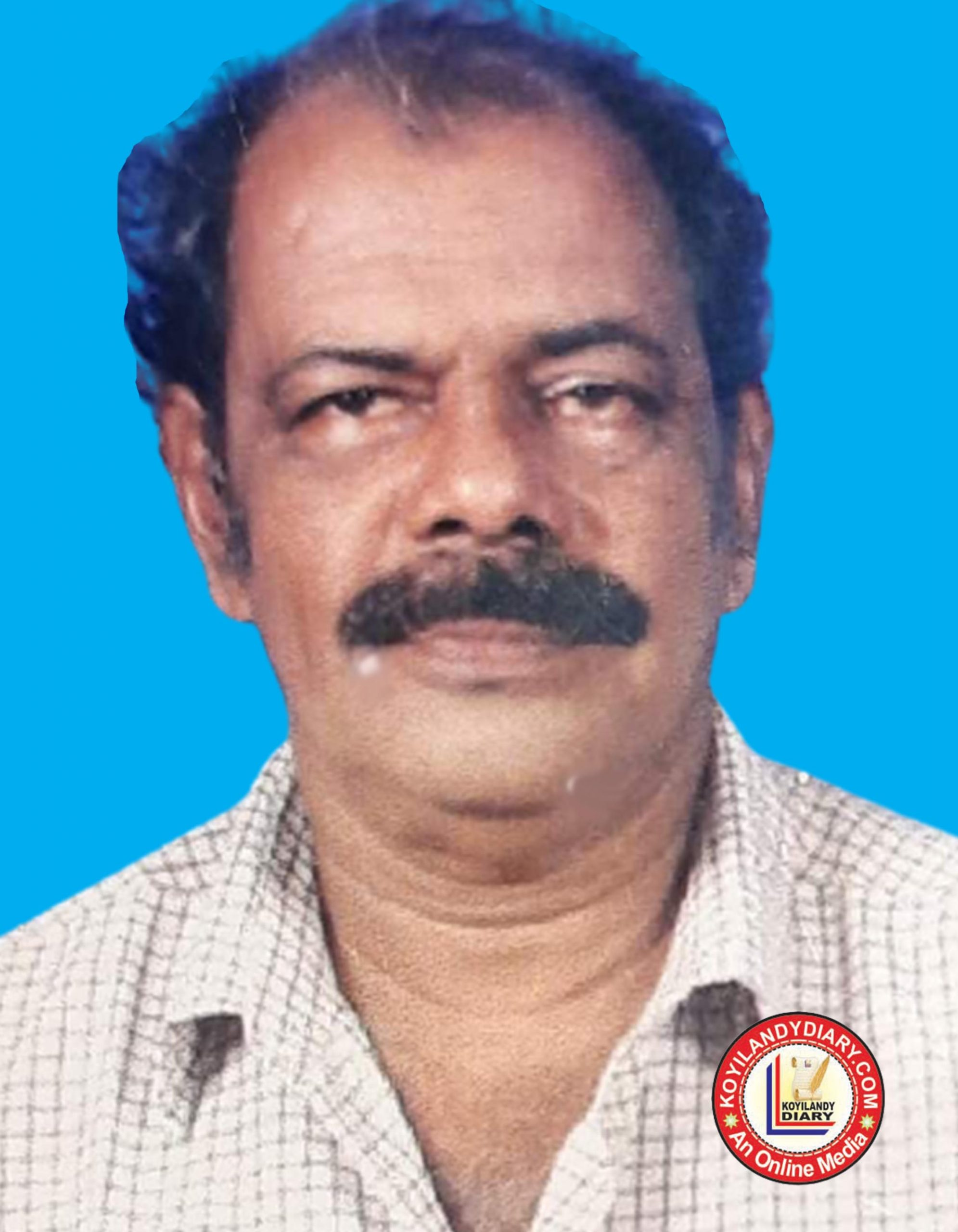 കോരപ്പുഴ നാരങ്ങോളിതാഴെ ടി.പി.ബാലൻ (70)