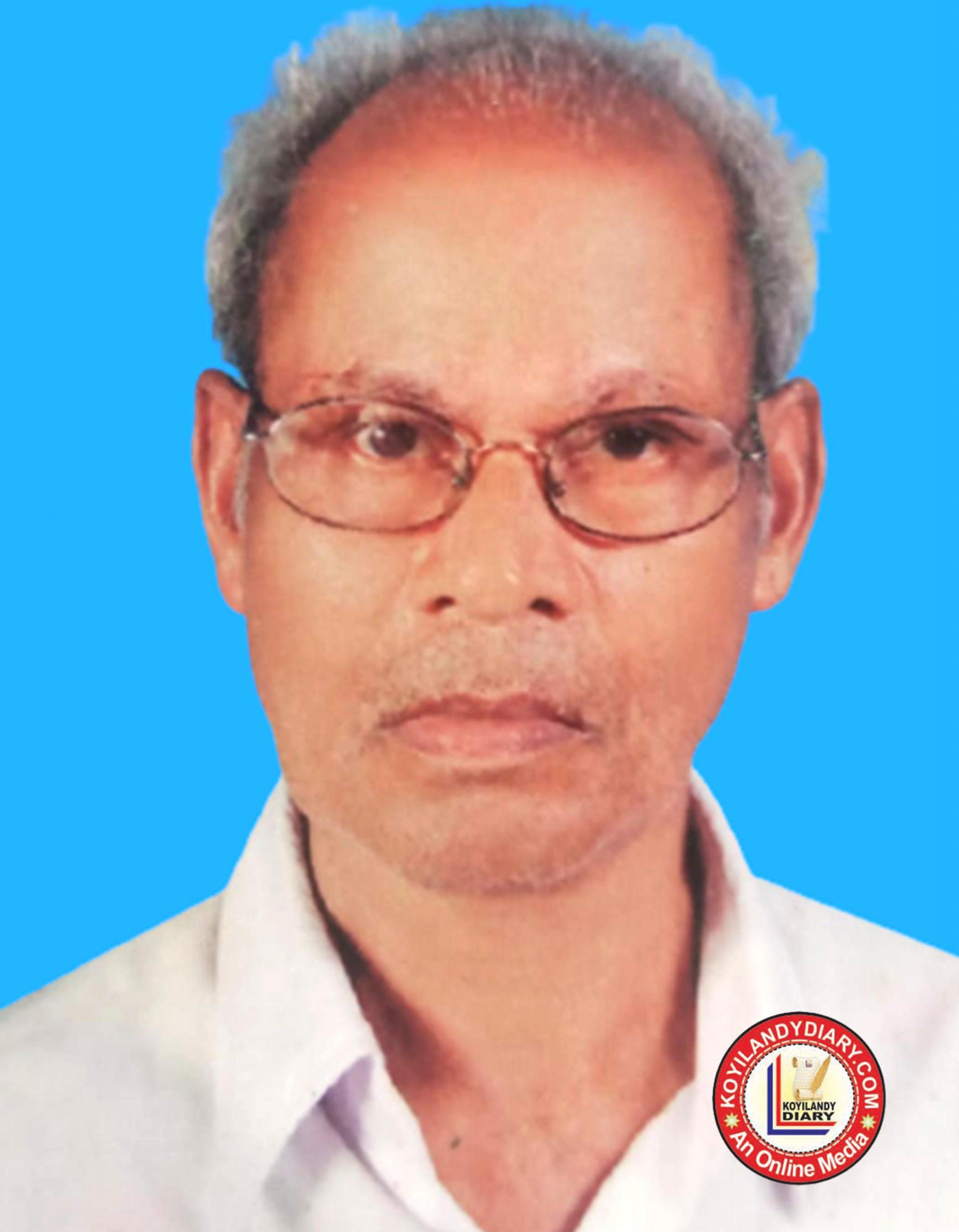 കൊയിലാണ്ടി കോതമംഗലം പറമ്പിൽ ബാലൻ (82)