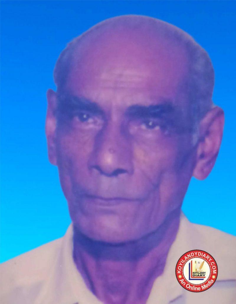 കണ്ടോത്ത് കൃഷ്ണൻ നായർ (93)